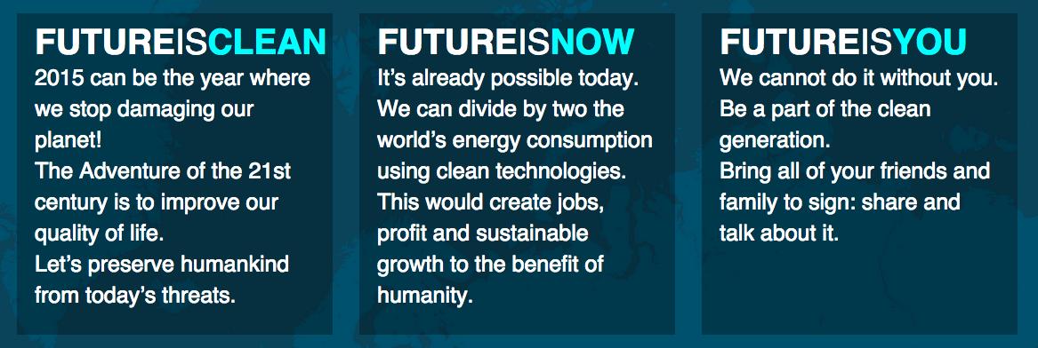FutureIsClean