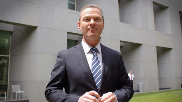 Education Minister Chris Pyne is searching for a new home for the Centre, with Lomborg still at the helm.